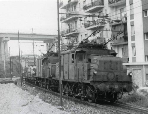 L'Imelde del casello al km 12 della linea ferroviaria Savona Altare