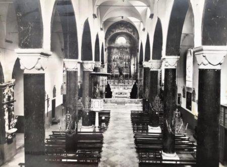 Maldestri interventi del 1872 nella Chiesa Parrocchiale di Pigna (IM)