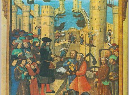 Un'iniziazione di Pierre d'Aubusson