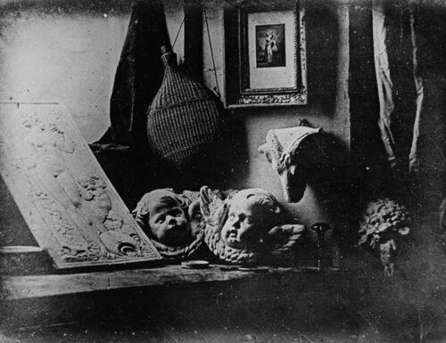 Gli albori della fotografia e la società