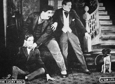 I due re della risata nel 1950 giravano l'ultimo film a Nizza…