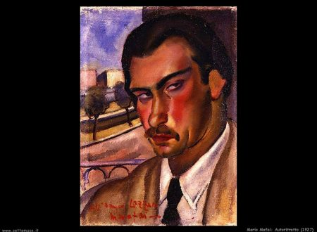 Mario Mafai, pittore