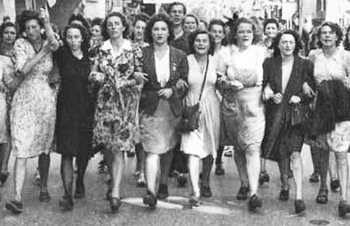 Donne nella Resistenza