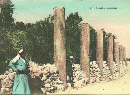 Gli scavi di Sebaste e la tomba di Giovanni il Battista