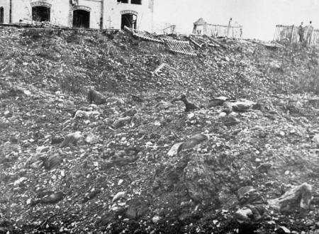 4 aprile 1945: eccidio della stazione ferroviaria di San Ruffillo a Bologna