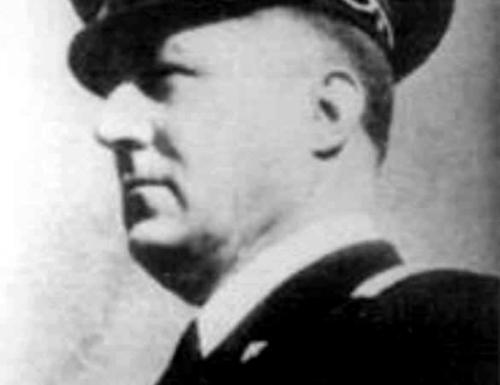 Luigi Mascherpa,  ammiraglio eroe della Resistenza