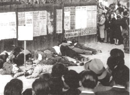 I martiri di Piazzale Loreto