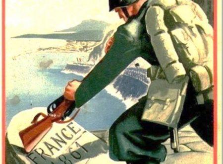 Sui saccheggi italiani in Francia a giugno 1940