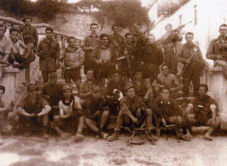 I partigiani Lulù e Genio lo Slavo