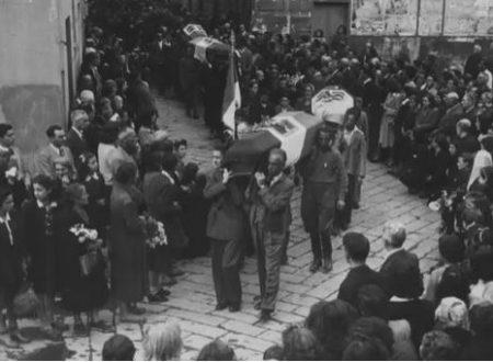 L'eccidio nazista del muraglione a Rapallo