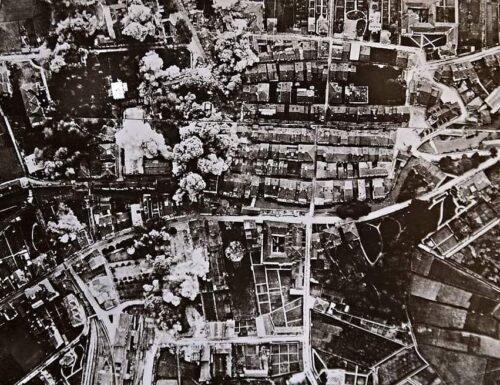 A Durango, come avrebbero fatto 20 giorni dopo a Guernica