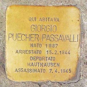 Il caso del partigiano Giancarlo Puecher Passavalli