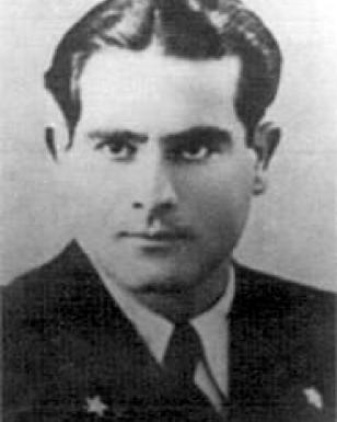 Un partigiano caduto nell'Egeo