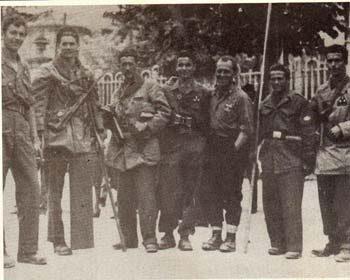 Il partigiano pavese Primula Rossa
