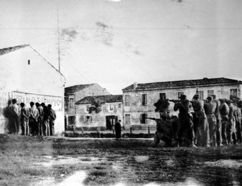 La strage di Villamarzana in provincia di Rovigo