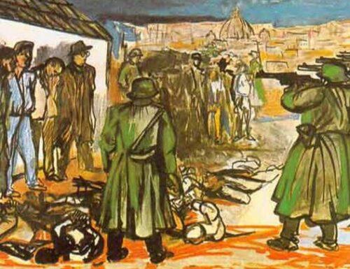I caduti partigiani della battaglia di Cortile