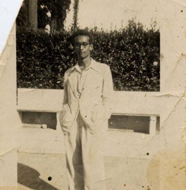 Il  partigiano italo somalo e la missione Bamon