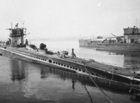 La missione partì da Brindisi sul sommergibile Nichelio