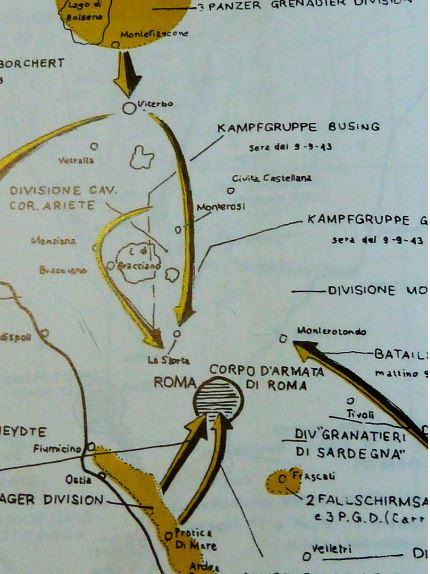 Nella difesa di Roma, il primo colpo d'arma da fuoco fu sparato alle 22.10 dell'8 settembre | Storia minuta