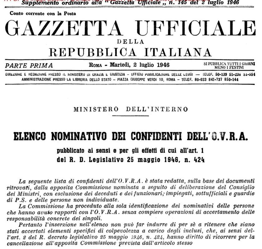 Sulle mosse di Kappler a Roma si possiedono diversi dati | Storia minuta